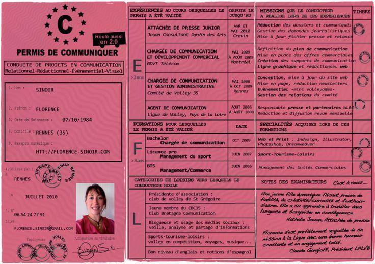 CV Détournés